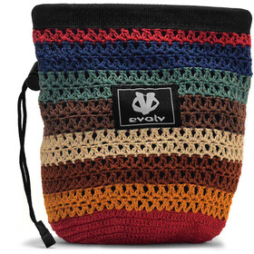Evolv Knit Chalk Bag, sherpa